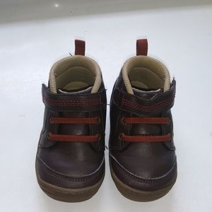 Baby boy Stride Rite super comfy shoes